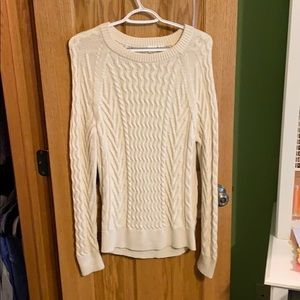 Gap cablenit sweater